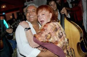 Régine déchaînée, Joan Collins so chic et Orlando plus en forme que jamais... pour faire sa fête à Massimo !