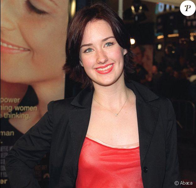 """Ashley Johnson à la première du film """"Ce que veulent les femmes"""" à Los Angeles en 2000."""