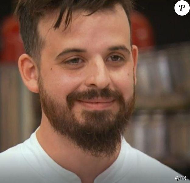 """Adrien - épisode de """"Top Chef 2020"""" du 8 avril, sur M6"""
