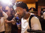 Ronaldinho : L'ancien Ballon d'or sorti de prison mais pas libre