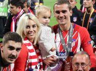 Antoine et Erika Griezmann : Anniversaires de leurs enfants, nés le même jour