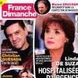 France Dimanche dans les kiosques le 10 avril 2020.