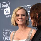 """Diane Kruger et Norman Reedus confinés : Date """"glace et gants en latex"""""""