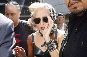 Lady GaGa aurait-elle quelque chose à cacher ?