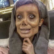 Angelina Jolie : Son sosie zombie victime du coronavirus