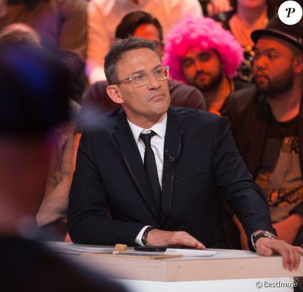 """Exclusif - Julien Courbet - 1000ème de l'émission """"Touche pas à mon poste"""" (TPMP) en prime time sur C8 à Boulogne-Billancourt le 27 avril 2017."""
