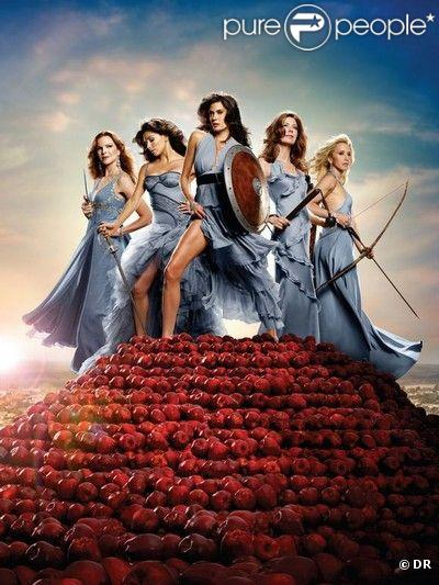 Photo promo de Desperate Housewives saison 6
