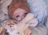 Alizée : Photo pour les 5 mois de sa petite Maggy, à la bouille craquante