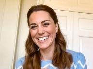 Kate Middleton : Appel vidéo surprise, avec un joli pull choisi avec soin
