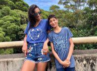 Lais Ribeiro : La fiancée de Joakim Noah devient maîtresse pour son fils autiste