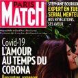 """Yamina Benguigui dans le magazine """"Paris Match"""" du 7 mai 2020."""