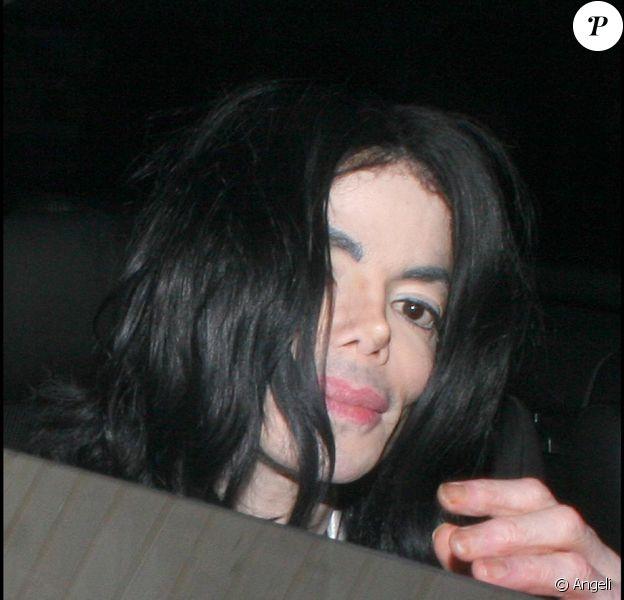 Michael Jackson quelques jours avant sa mort