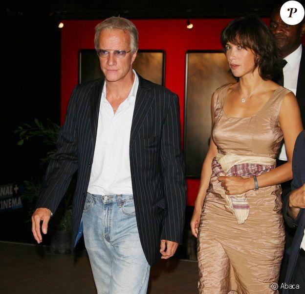 Christophe Lambert et Sophie Marceau au Festival d'Angoulême, en août 2009 !