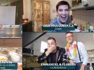Cristina Cordula : Fou rire avec Cyril Lignac devant une grosse bourde culinaire