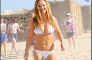 Geri Halliwell en bikini et son amoureux revisitent Dirty Dancing... C'est tellement romantique !