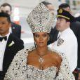 Rihannaau Met Gala à New York, le 7 mai 2018.© Charles Guerin / Bestimage