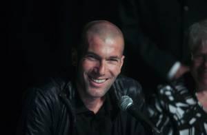 Zinedine Zidane a des talents cachés révélés dans... quatre vidéos volées ! Regardez !