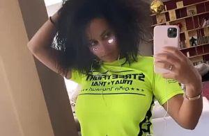 Demdem : La femme de Gims dévoile ses cheveux au naturel, sacré volume