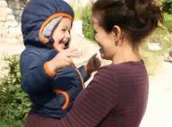 Lucie Lucas : Le bonheur en Bretagne, avec son craquant petit Milo, 2 ans