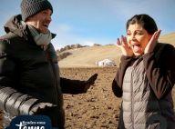 Nawell Madani (Rendez-vous en terre inconnue) : Amère expérience des toilettes