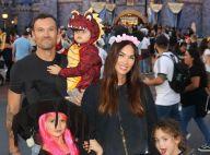 """Brian Austin Green divorcé : Megan Fox était """"bien plus heureuse"""" sans lui"""
