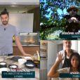 """Anggun et son mari participent à """"Tous en cuisine"""" - M6, 27 mai 2020"""