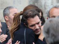 Doria Tillier et Nicolas Bedos : Émotion et complicité aux obsèques de Guy Bedos