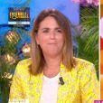 """Arrêt de """"C'est que de la télé"""", Valérie Bénaïm et Cyril Hanouna en parle dans """"C que du kif"""", le 9 juin 2020, sur C8"""