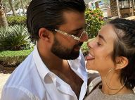 Vincent Queijo et sa fiancée Rym parents : leur fille est née !