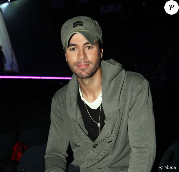 Enrique Iglesias à un concert reggaeton à Buenos Aires le 2 septembre 2009
