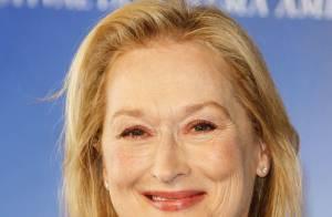 Meryl Streep, une star des casseroles... sur les planches de Deauville ! Regardez !