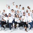 """Les candidats de """"Top Chef 2020"""", photo officielle"""