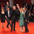 Christophe Lambert, Claire Denis et Isabelle Huppert ont présenté  White Material , à l'occasion de la 66e Mostra de Venise, le 6 septembre 2009 !