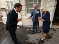 Emmanuel Macron à Londres : retrouvailles avec le prince Charles et Camilla