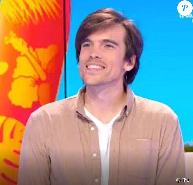 """Colas, le candidat qui a éliminé Eric des """"12 Coups de midi"""", vendredi 19 juin 2020, sur TF1"""