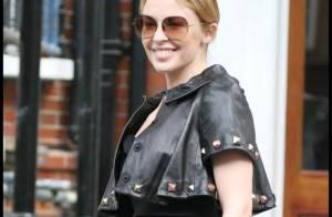 Kylie Minogue : cette fois, son look est parfait ! On te reconnaît bien là Kylie !