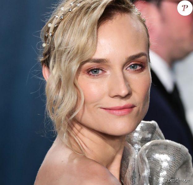 """Diane Kruger - People à la soirée """"Vanity Fair Oscar Party"""" après la 92e cérémonie des Oscars 2020 au Wallis Annenberg Center for the Performing Arts à Los Angeles, le 9 février 2020."""