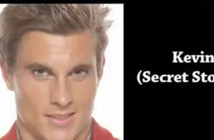 Secret Story 3 : Kevin tire à boulets rouges sur Vanessa... et révèle son vrai secret !