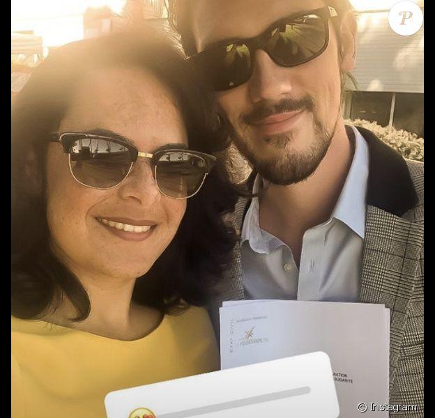 Laetitia (L'amour est dans le pré) et son amoureux se sont pacsés le 25 juin 2020, comme annoncé sur Instagram.