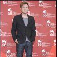 Ewan McGregor, à la 66e Mostra de Venise, le 8 septembre 2009 !