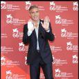 George Clooney, à la 66e Mostra de Venise, le 8 septembre 2009 !