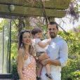 Camille et son mari le footballeur Morgan Schneiderlin sont parents d'un petit Maé et attendent l'arrivée de leur deuxième enfant prévue pour septembre 2020.