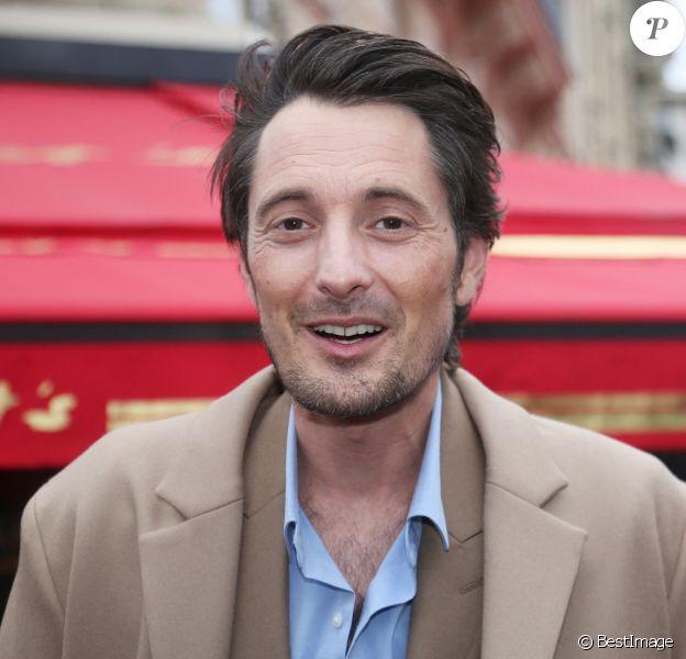 """Vincent Cerutti - Arrivées au """"Déjeuner des Nommés de la 45ème édition des César 2020"""" au restaurant le Fouquet's à Paris. Le 9 février 2020"""