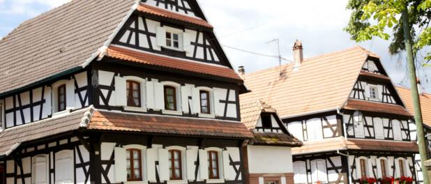 Village préféré des Français 2020 : Photos d'Hunspach, le village vainqueur