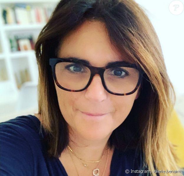 Valérie Benaïm pose sur Instagram, le 20 mai 2020in