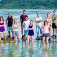 "Les candidats de ""Koh-Lanta Cambodge"", TF1"