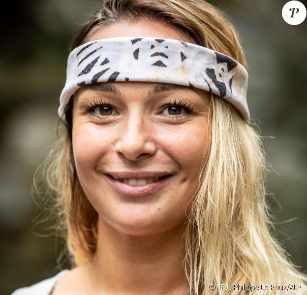 """Cindy, candidat de """"Koh-Lanta, la guerre des chefs"""", sur TF1"""
