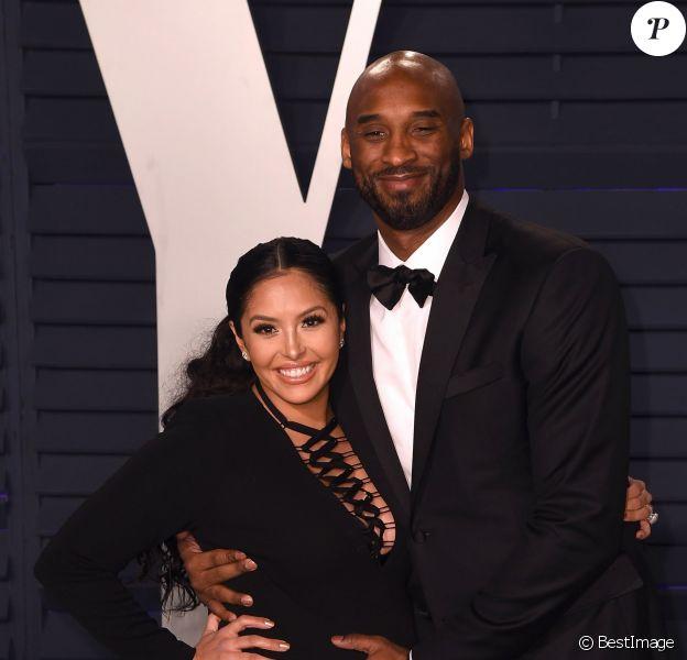 Kobe Bryant et sa femme Vanessa - Archives - Décès de Kobe Bryant à l'âge de 41 ans et de l'une de ses filles, Giana Maria-Onore, 13 ans, le 26 janvier 2020 dans un accident d'hélicoptère à Calabasas en Californie.