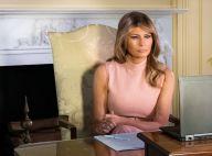 Melania Trump : Une statue de la First Lady brûlée