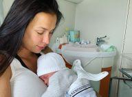 Julie Ricci amincie un mois après son accouchement : elle parade en bikini